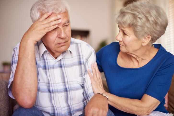 استرس با سالمندان چه می کند؟نگهدار سالمند در تهران